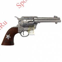 Револьвер Миротворец 1869г., сталь, 1038Револьвер Миротворец 1869г., сталь