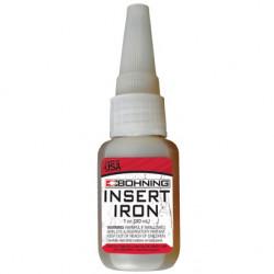 Клей Insert Iron для инсертов и наконечников 30 мл
