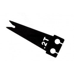 Лезвия для полочек Cartel Replacement Launcher Blade 2T