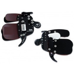 Напалечник Decut OLYMPIC RECURVE TAB WITH ANCHOR PAD SUWIN ALU FRAME LEATHER