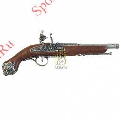 Пистолет кремниевый 18 век, Denix 1077GПистолет кремниевый 18 век, Denix 1077G