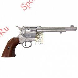 Револьвер кавалерийский Кольт 1873г, сталь 1191GРевольвер кавалерийский Кольт 1873г, сталь