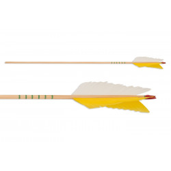 Стрелы Rose City Hunter Select Cedar FLU-FLU