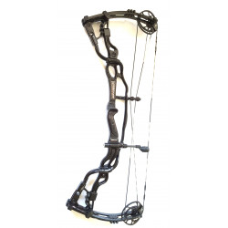 Лук блочный HOYT Carbon Spider 34 ZT Black